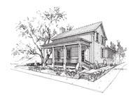 Palmetto cottage A